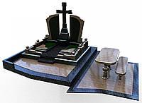 Мемориальный комплекс из гранита П - ЭМК 15