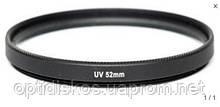 Світлофільтр PowerPlant 52mm UV Filter