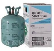 Хладагент R134 DuPont (13.6 кг )