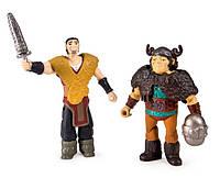 Как приручить дракона 2: набор из двух фигурок викингов в ассорт. (ассорт. 2 шт.) (Уценка)