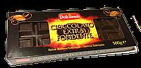Шоколад черный Dolciando Cioccolato Extra Fondente 500г (Италия)