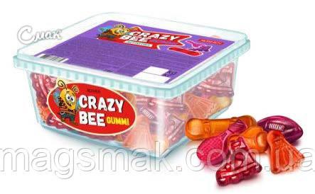 Конфеты жевательные Crazy Bee Gummi спортивные, Рошен, 1.7 кг