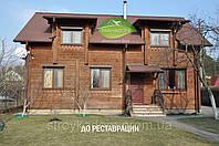 Комплексный ремонт деревянных домов