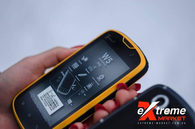 Противоударный телефон Kenxinda W5 | Фотообзор 3