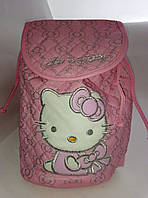 Рюкзак - мешок Hello Kitty 3,розовый