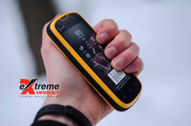 Противоударный телефон Kenxinda W5 | Фотообзор 9
