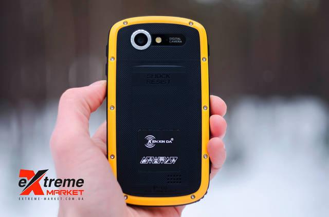 Противоударный телефон Kenxinda W5 | Фотообзор 6
