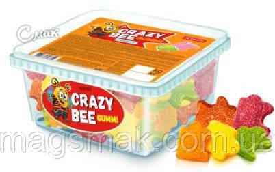 Конфеты жевательные Crazy Bee Gummi Пазлы, Рошен, 1.7 кг, фото 2