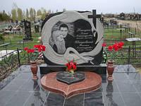 Мемориальный комплекс из гранита П - ЭМК 26