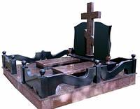 Мемориальный комплекс из гранита П - ЭМК 28