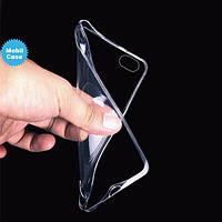 Силиконовый чехол 0,33 мм для Huawei Honor 6X / Mate 9 Lite прозрачный