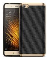 Чехол - бампер iPaky (Original) для Xiaomi Mi 5s - золотой