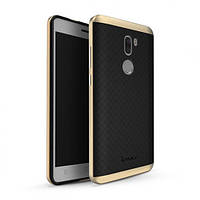 Чехол - бампер iPaky (Original) для Xiaomi Mi 5s Plus - золотой