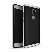 Чехол - бампер iPaky (Original) для Xiaomi Mi 5s Plus - серебряный