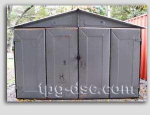 Металлический гараж в мариуполе купить гараж в туле авито