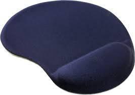 Коврик для мыши с подушкой под запястье