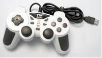 Джойстик, game pad DL-706U; аналоговый; USB