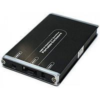 """Внеш. Карман  Viewcon VE540 USB2.0+eSATA для 2.5"""" SATA HDD"""