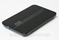 """Внеш. Карман AgeStar SUB2A8 для 2.5"""" SATA HDD, USB2.0; черного цвета"""