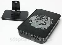Внешний карман AgeStar SUB3A8 USB 2.0; для 3.5` SATA ЖДД; алюминий;