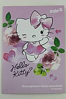Бумага цветная неоновая, 5цветов, A4 HK, TM KITE, rv0038679