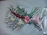 Композиции из цветов , морская тематика