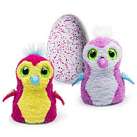 Интерактивная игрушка Hatchimals: Пингви в яйце # 1