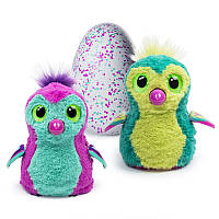 Интерактивная игрушка Hatchimals: Пингви в яйце # 2