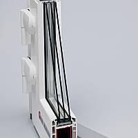 Металопластиковые конструкции из профиля Rehau.  ДВЕРНЫЕ СИСТЕМЫ REHAU 70