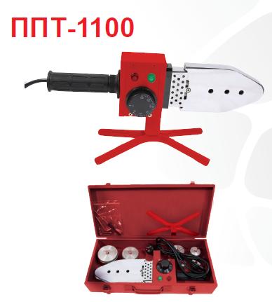 Паяльник пластиковых труб Гранит ППТ-1100