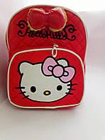Рюкзак с бантом Hello Kitty 4 ,малиновый