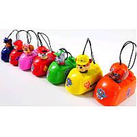 Игрушка для детей «PAW PATROL. Бешеные машинки»