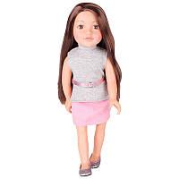 Большая кукла 46 см Грейс с длинными волосами