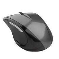 Мышь A4-G7-750-2 мини оптическая беспровод. RF 5 кноп. USB серая+черн.