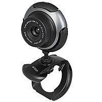 Веб-камера A4 PK-710G Anti-glare; 16 МПикс; Интерфейс: USB 2.0; Черная