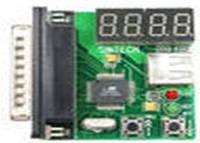 Контроллер PostCod  USB + LPT
