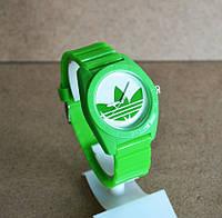 Спортивные часы Adidas, Адидас зеленые
