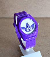 Спортивные часы Adidas, Адидас фиолетовые