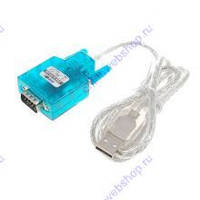 Конвертер USB to COM, RS232 (9 pin male) OEM