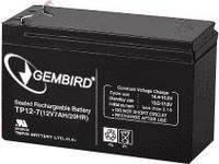 Аккумуляторная батарея Gembird 12V 7.5AH