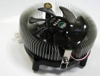 CPU Cooler Fan  Cooler Master Universal (Intel LGA 1366/1156/775 & AMD