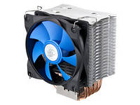 Кулер DeepCool ICEEDGE 400FS 775/1156/1155/1366/K8/AM2/AM3/K8; 26дБ HB