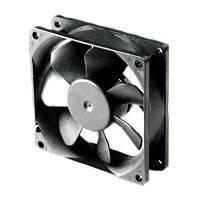 Вентилятор TFD-8025M12B; 2Ball; 80х80х25мм; 2500 об/мин; 28 дБА