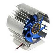 Кулер Titan TTC-CSC31TZ для чипсета материнских плат, 50х50х10мм, Z-be