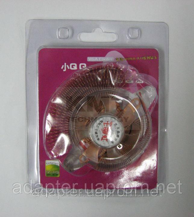 """Куллер VGA медь;универсальный маленкий 40mm; 4500prm; sleeve ball;24db - Интернет-магазин """"Адаптер"""" в Мариуполе"""