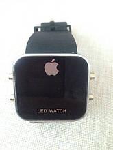 Спортивные часы Apple LED WATCH, Эпл Лед черные