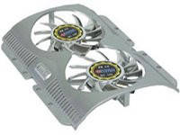 "Кулер TTC-HD22TZ 2 Fan, for HDD 3.5"" , retail Box, suitable for 1"" and"