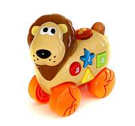 Музыкальная игрушка «Лев» со световыми и звуковыми эффектами (Уценка)