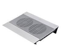 """Подставка для ноутбуков 17"""" Deepcool N8, 2x14см вентилятора, HB"""