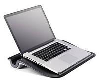 "Подставка под ноутбук Cooler Master C-HS02-KA; 9-17""; black-grey;"